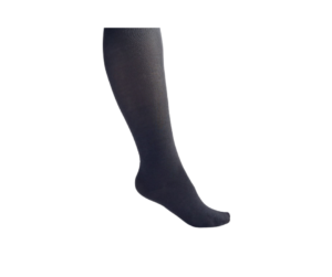 Sensory Clothing Seamless Toe Tights Charcoal